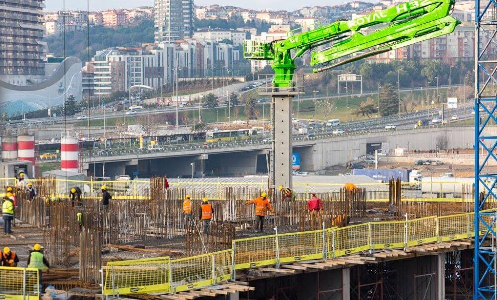 Kentsel Dönüşüm projeleri